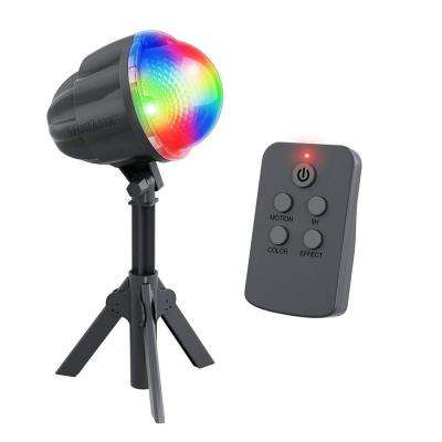 12 Color Combinations LED Motion Laser Light Projector