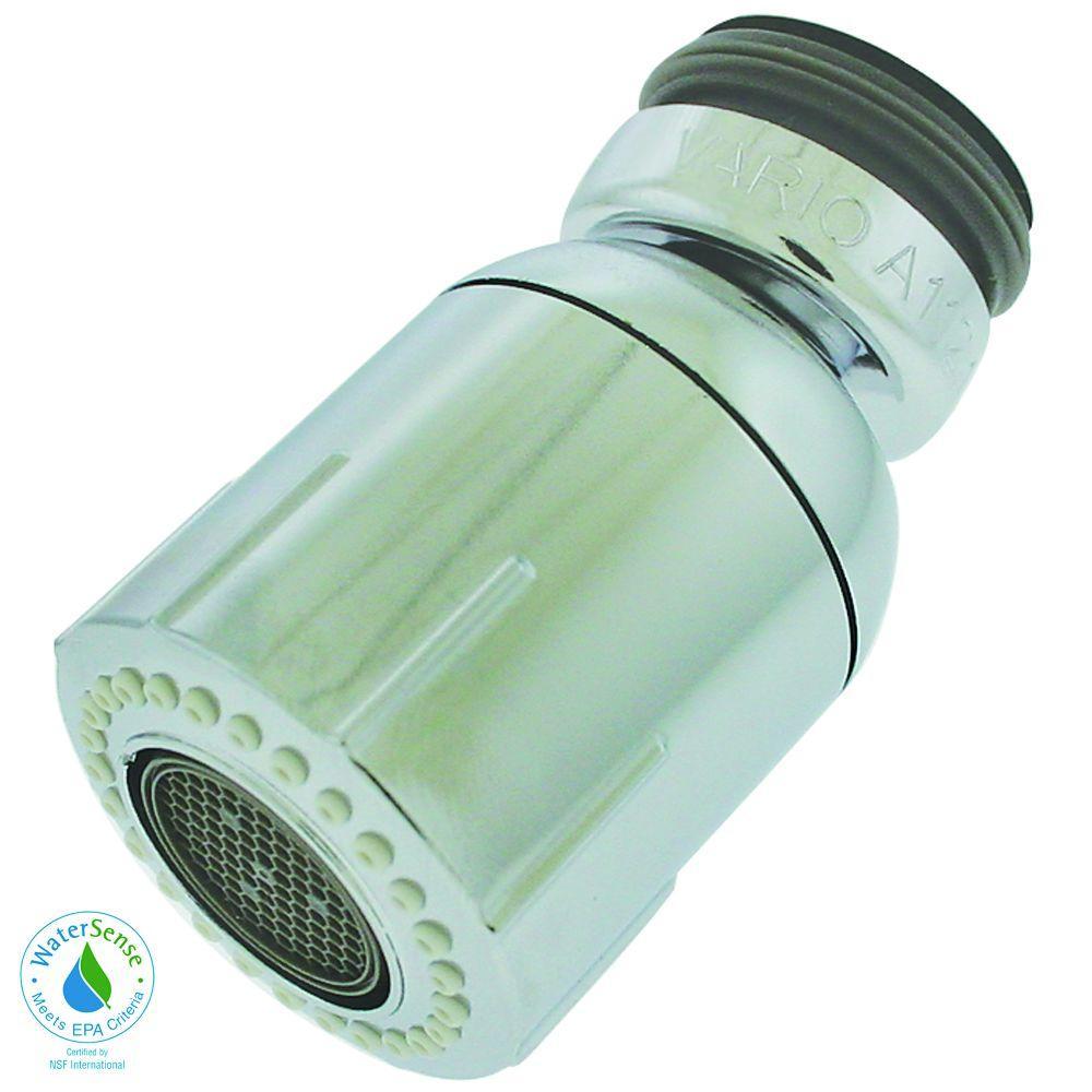 Bubble-Stream 1.5 GPM Water-Saving Swivel Spray Aerator by Bubble-Stream