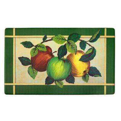 Apple Orchard 18 in. x 30 in. Anti-Fatigue Mat