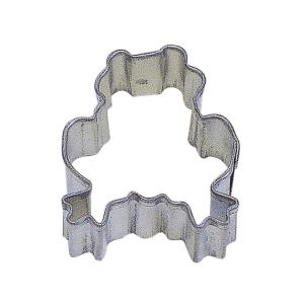 6c2903d14ed4 CybrTrayd 12-Piece 3.5 in. Megaphone Tinplated Steel Cookie Cutter ...