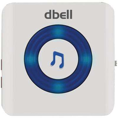 Wireless Doorbell Push Button for Hearing Disabled