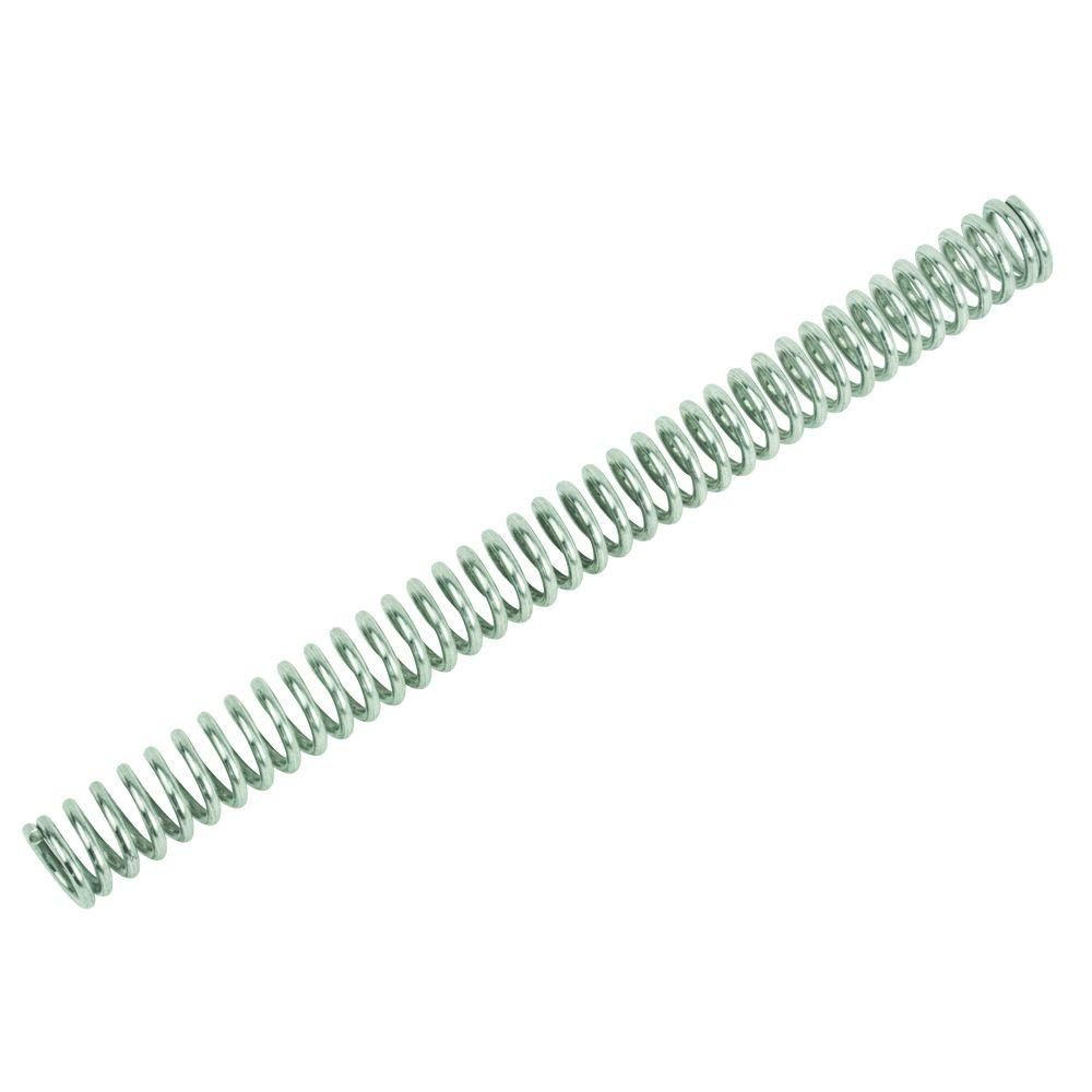 2.687 in. x 0.906 in. x 0.035 in. Zinc Compression Spring