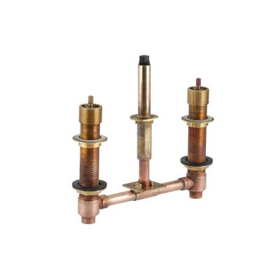 1/2 in. Ceramic High-Flow Valve with Rigid Connections