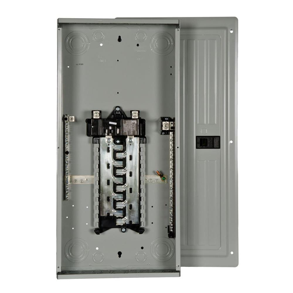 Murray 200-Amp 20-Space 40-Circuit Main Breaker Load Center