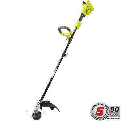 40-Volt Lithium-Ion Brushless Electric Cordless Attachment Capable String Trimmer - Battery and Charger Not Included