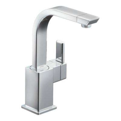 90-Degree Single-Handle Bar Faucet in Chrome