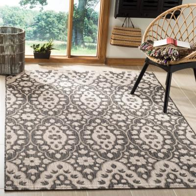 9 X 12 Black Outdoor Rugs Rugs The Home Depot