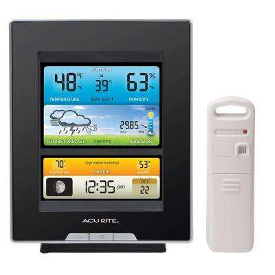 Wireless Weather Forecaster with Color LCD