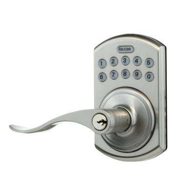 Electronic Lock with Jaen Lever