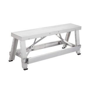 Pentagon Tool 18 inch to 30 inch Adjustable Height Drywall Bench by Pentagon Tool