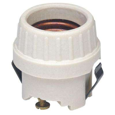 660-Watt Keyless Porcelain Lamp Holder