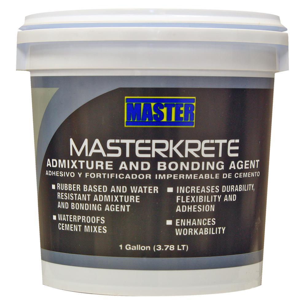 1 Gal. Masterbond Masterkrete Bonding and Admix