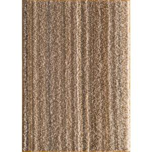 Natco Upcycle Shag Earth 2 ft. 3 inch x 3 ft. 9 inch Accent Rug by Natco