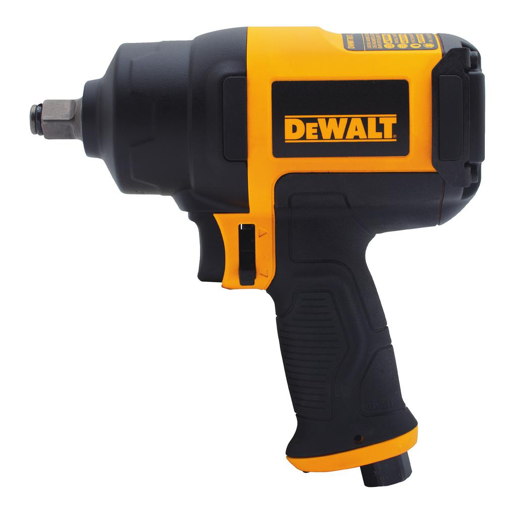 DEWALT 1/2 in. Heavy-Duty Pneumatic Impact Wrench