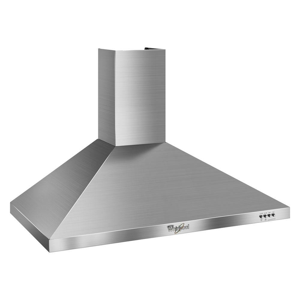 Whirlpool Gold 36 In Convertible Wall Mount Range Hood Stainless Steel