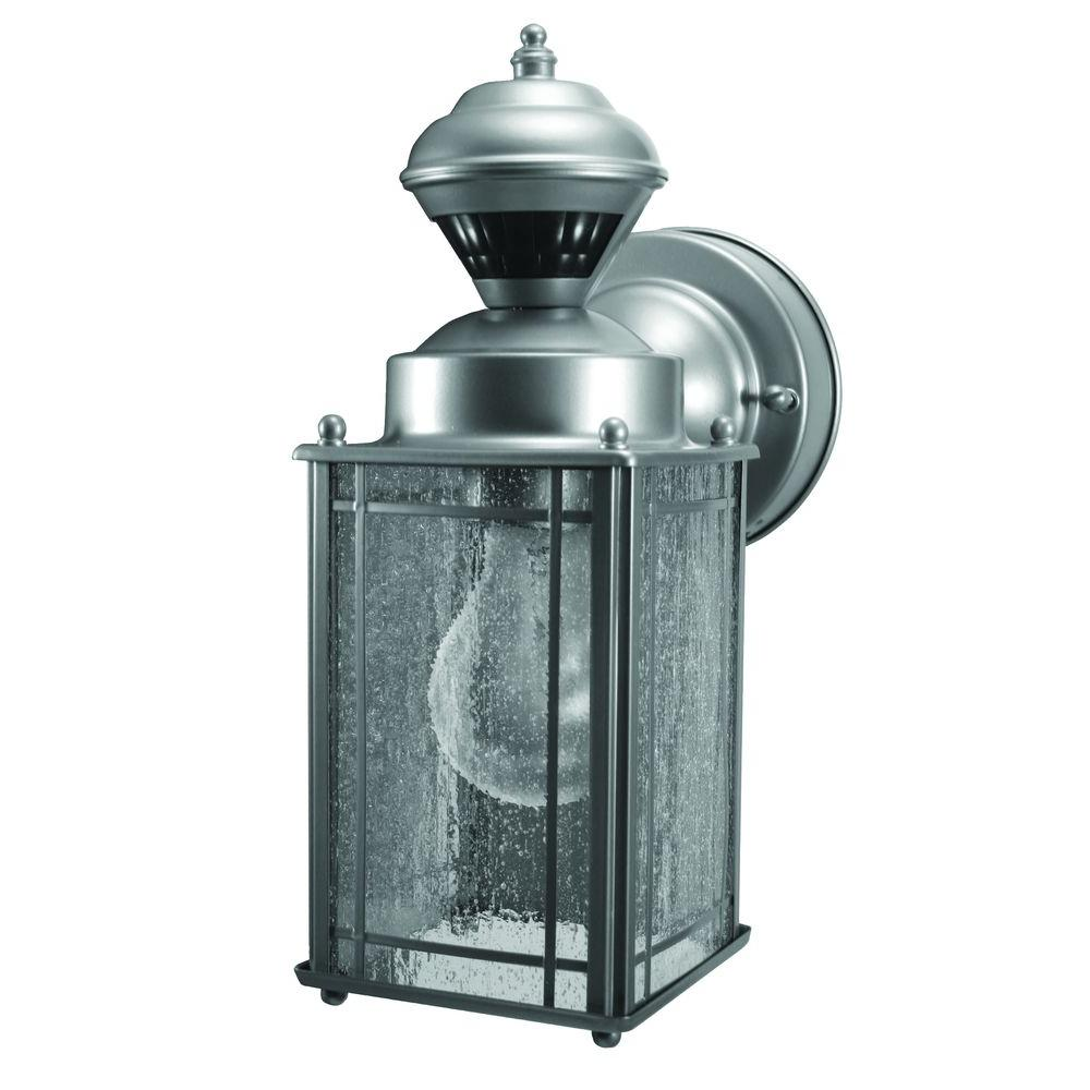 Heath zenith shaker cove mission 150 degree silver motion sensing heath zenith shaker cove mission 150 degree silver motion sensing outdoor lantern workwithnaturefo