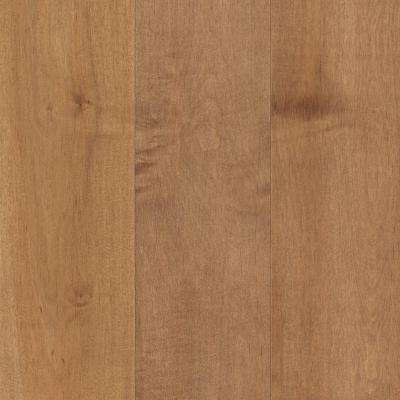 Take Home Sample - Arlington Sandlewood Maple Solid Hardwood Flooring - 5 in. x 7 in.