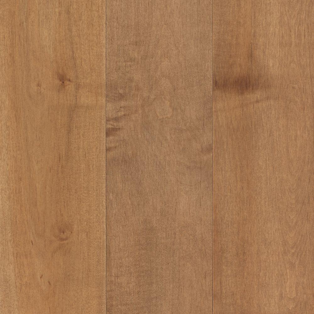 Take Home Sample - Arlington Sandlewood Maple Solid Hardwood Flooring - 5 in. x 7 in.