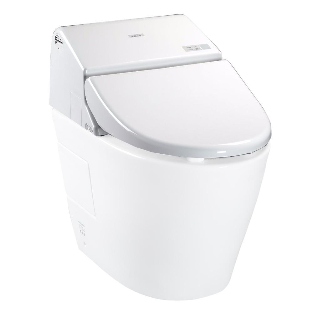 Bidet Seat Reviews: TOTO G500 Electric Bidet Seat For Elongated Toilet In