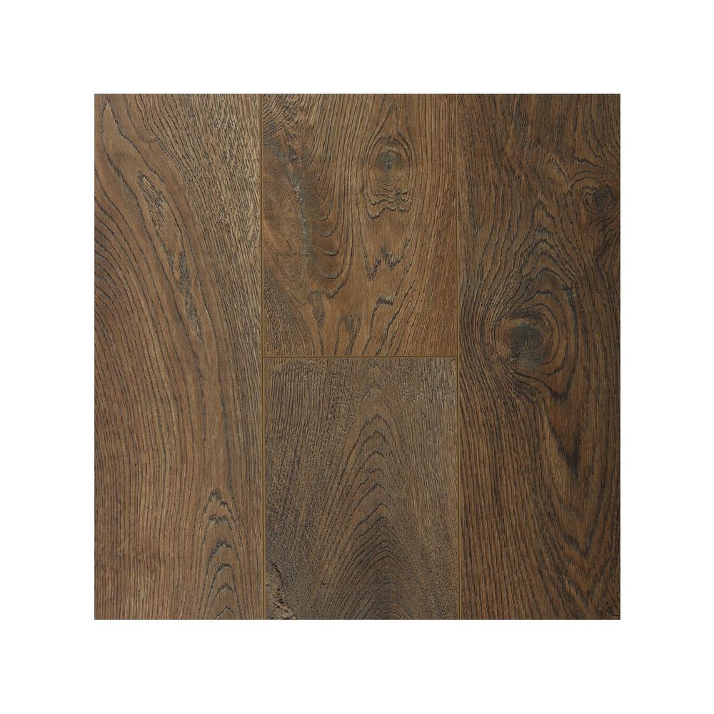 Take Home Sample - Sahara 12 mm Laminate Flooring 7.68 in. W x 8 in. L