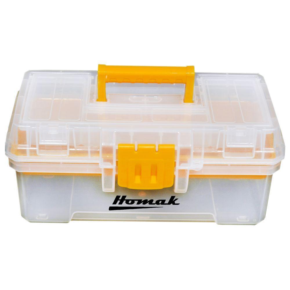Plastic Transparent Tool Box TP00112055