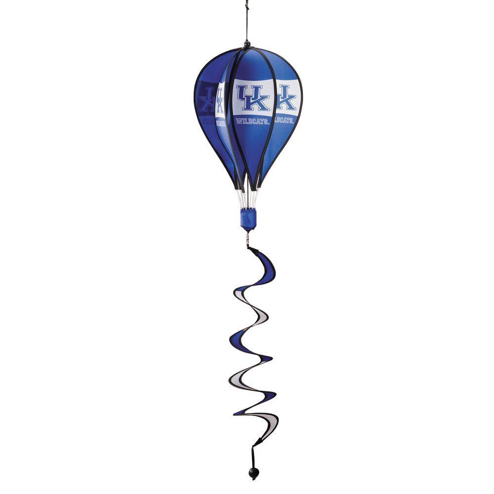NCAA Kentucky Wildcats Hot Air Balloon Spinner