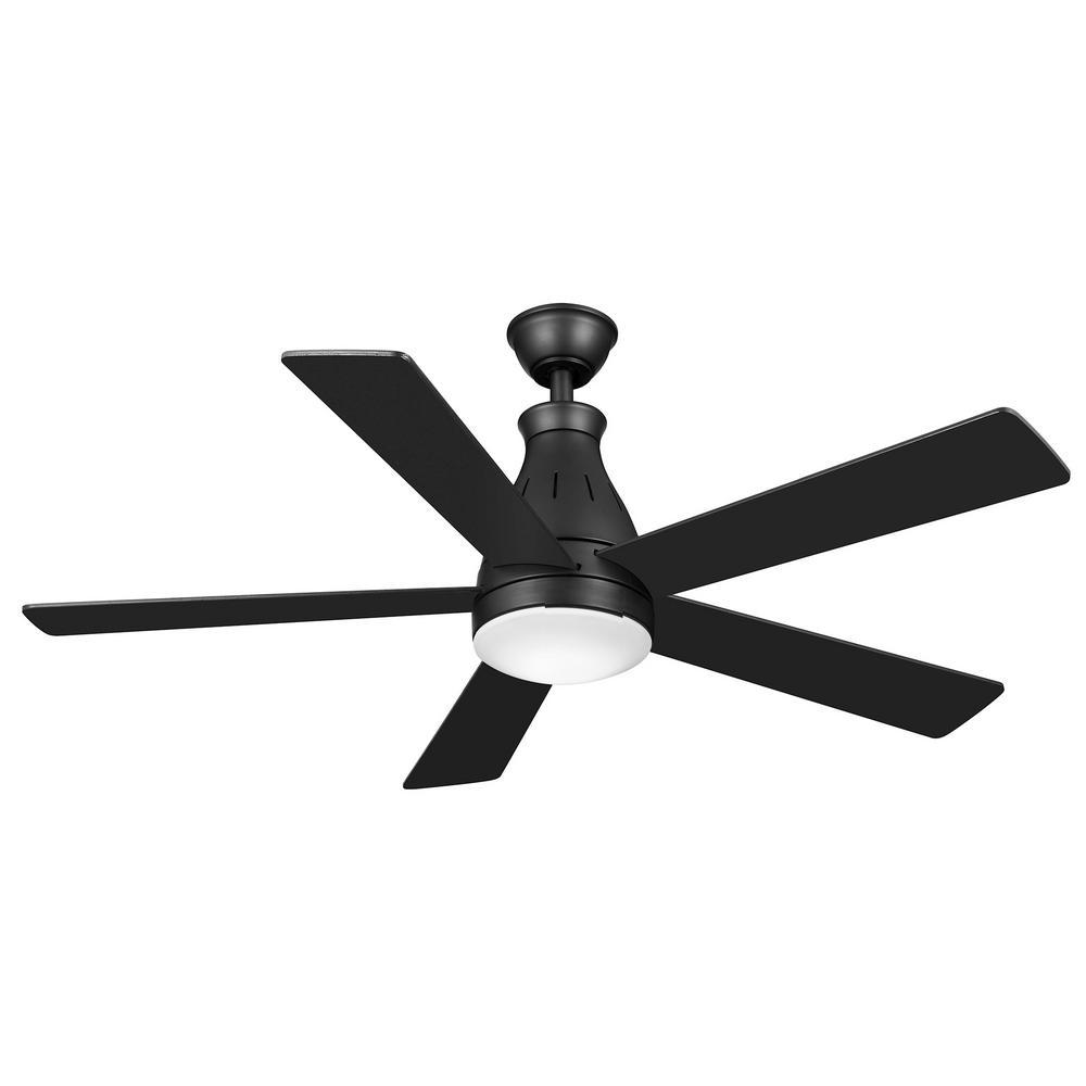 Cobram 48 in. Oil Rubbed Bronze Ceiling Fan
