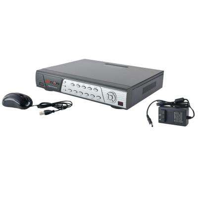 4-Channel D1 500GB DVR Player