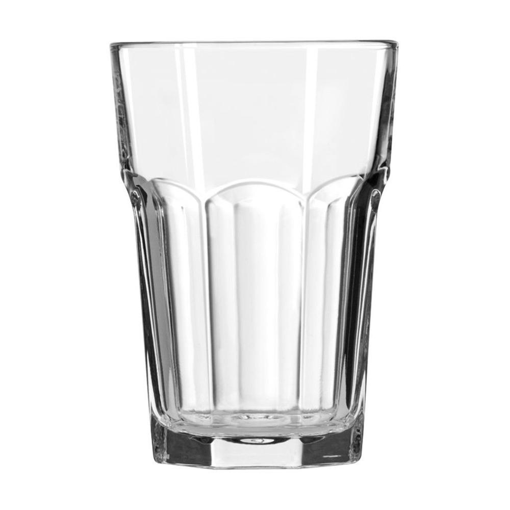 Libbey Gibraltar 14 oz. Beverage Glass in Clear (Box of 12)