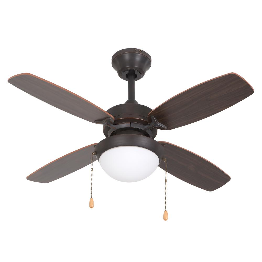 Yosemite Home Decor Ashley 36 In Oil Rubbed Bronze Ceiling Fan Ashley Orb The Home Depot