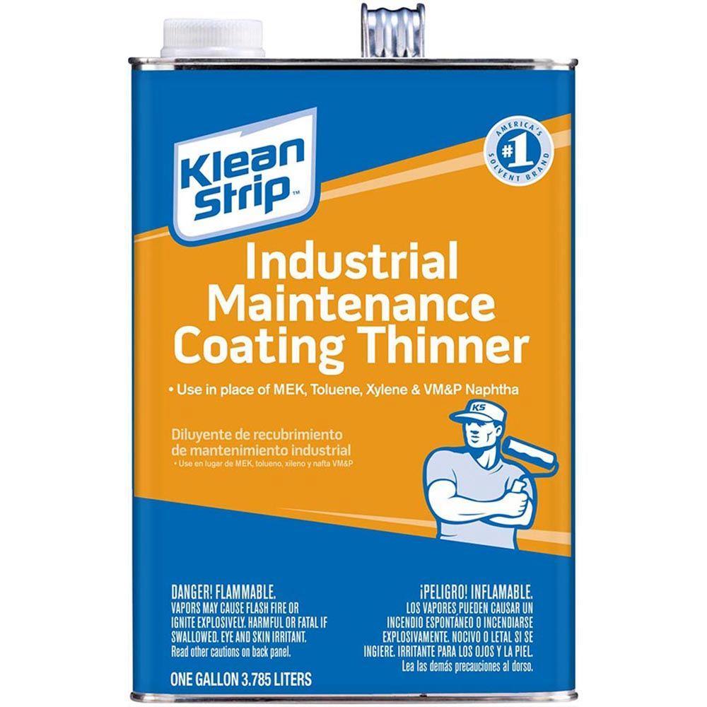 Klean-Strip 1 gal. Industrial Maintenance Coating Thinner