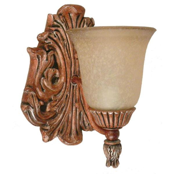 Terra 1-Light Copper Bronze Sconce