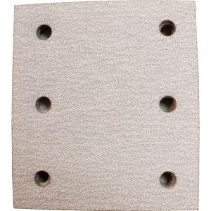 Makita 4 inch x 4-1/2 inch 60-Grit Hook and Loop Abrasive Paper (5-Pack)... by Makita