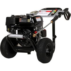 Simpson SIMPSON MSH3125 3200 PSI at 2 5 GPM gas pressure washer