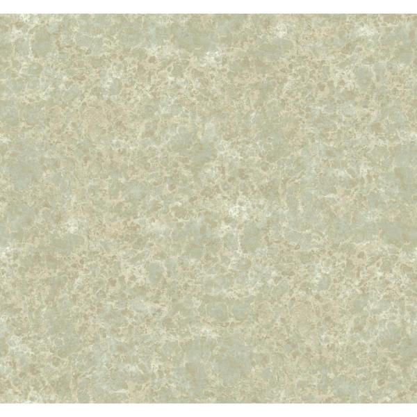 York Wallcoverings Gold Leaf Stone Marble Wallpaper GF0774