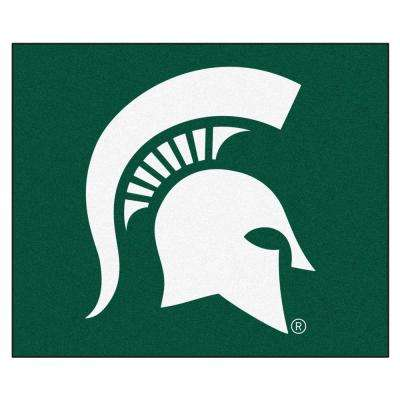 Michigan State University 5 ft. x 6 ft. Tailgater Rug