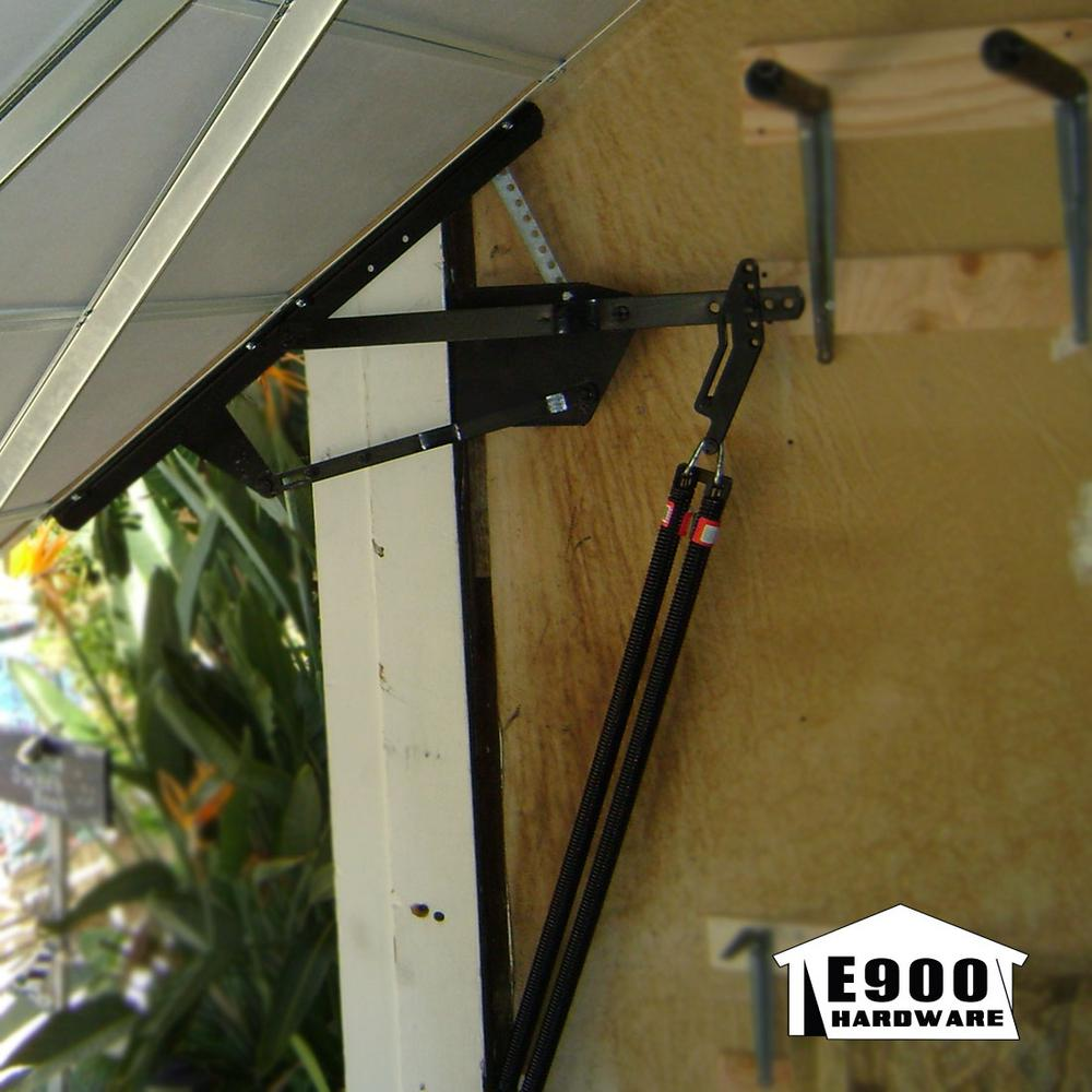 E900 Hardware Universal One Piece Garage Door Kit R The Home Depot