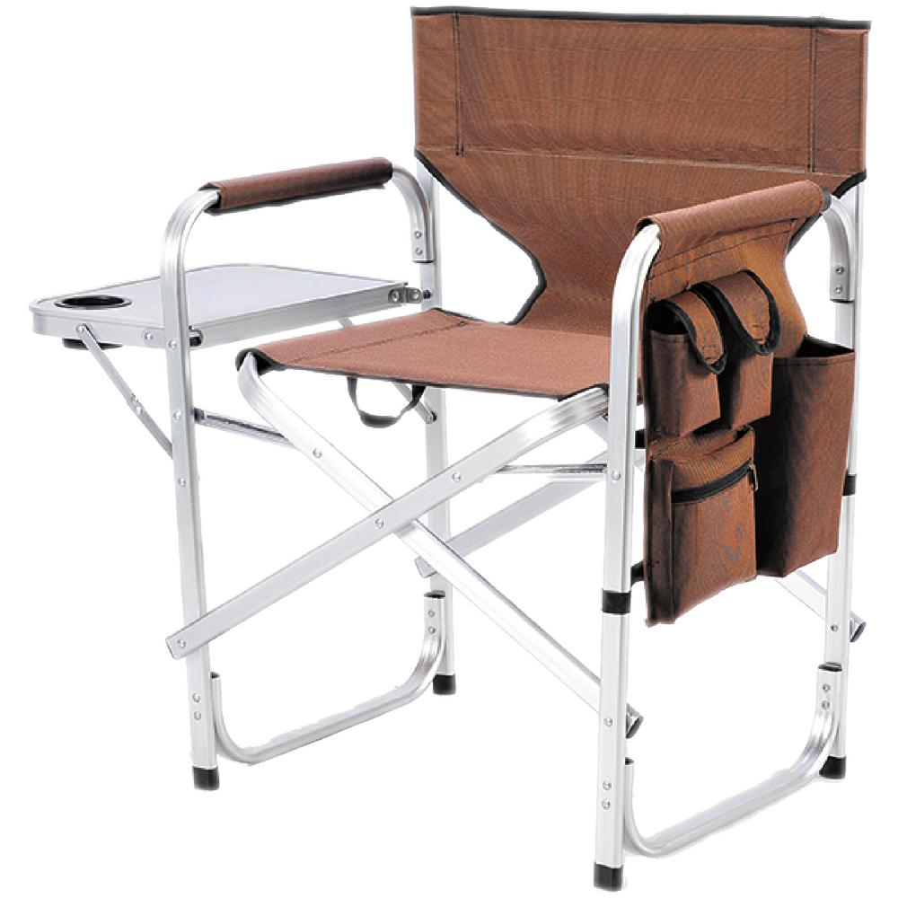 Wondrous Mings Mark Stylish Camping Brown Full Back Folding Directors Chair Beatyapartments Chair Design Images Beatyapartmentscom