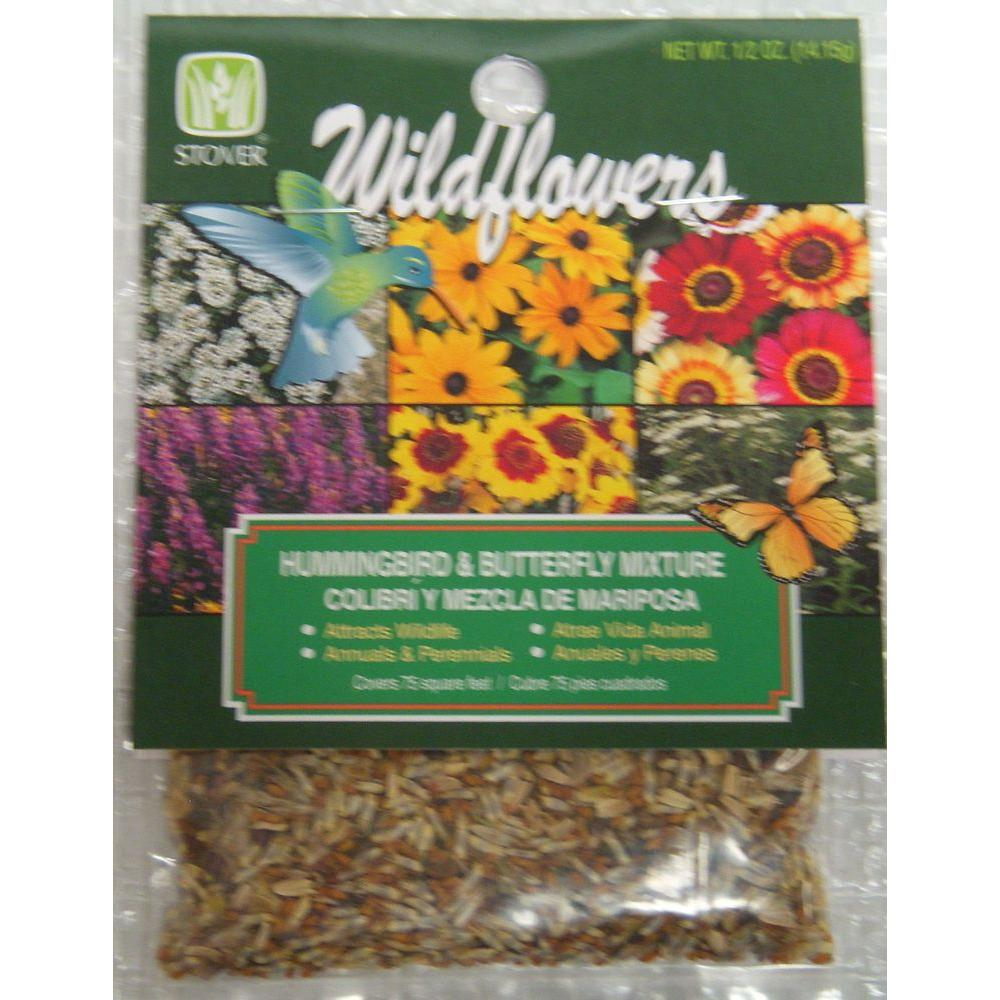 Hummingbird And Butterfly Wildflower Mix 79065 0 The Home Depot You Can Also Download Instructions As A Pdf Document
