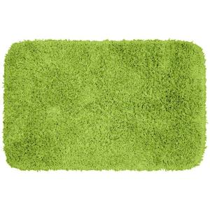 Garland Rug Jazz Lime Green 24 inch x 40 inch Washable Bathroom Accent Rug by Garland Rug