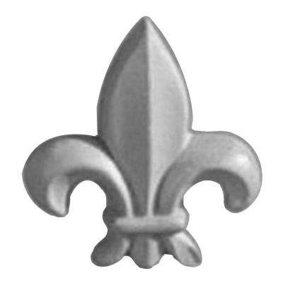 1/2 in. x 2-1/8 in. x 2-1/4 in. Polyurethane Swindon Fleur de Lis Onlay Moulding