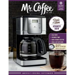 4 Mr Coffee 12 Cup Programmable Maker