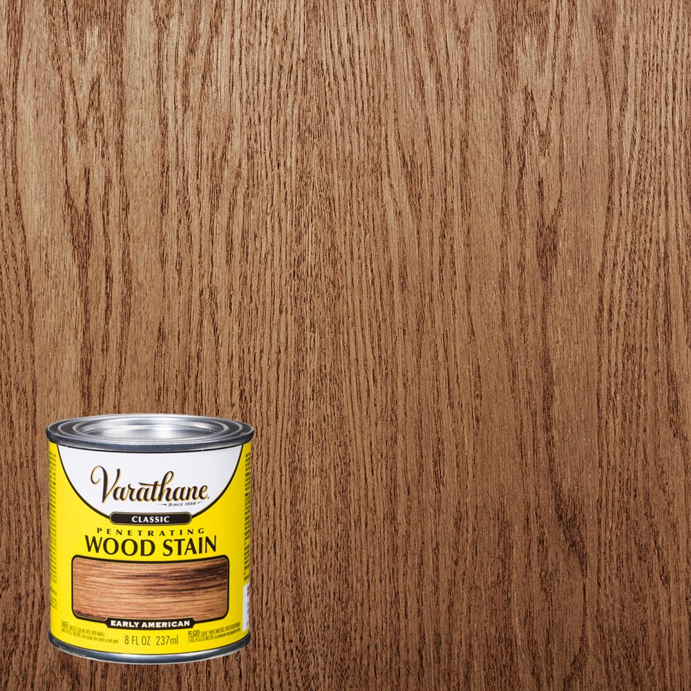 Varathane 8 oz. Early American Classic Wood Interior Stain