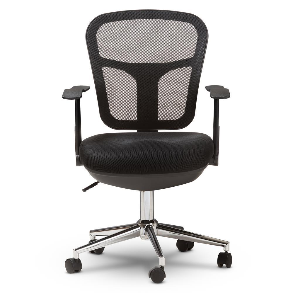 Landon Black Office Chair