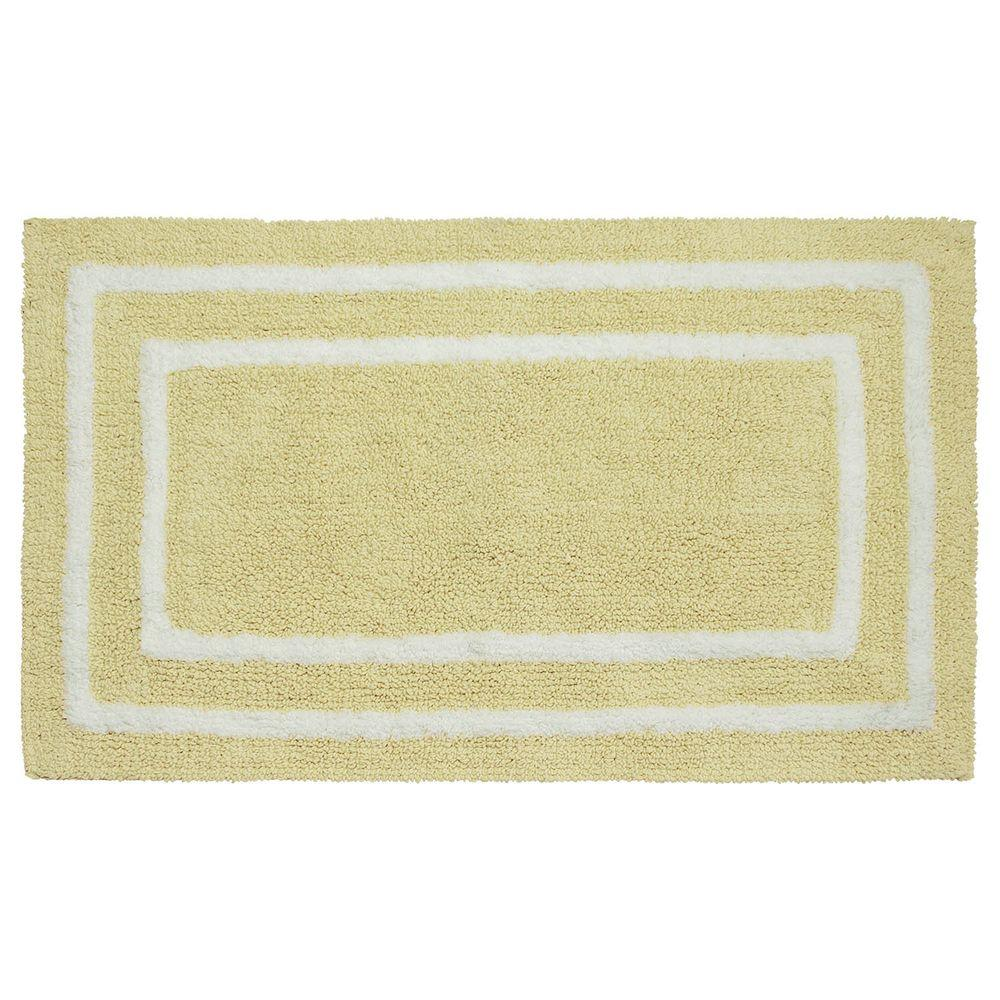 Reversible Cotton Soft Double Border Banana 21 in. x 34 in.