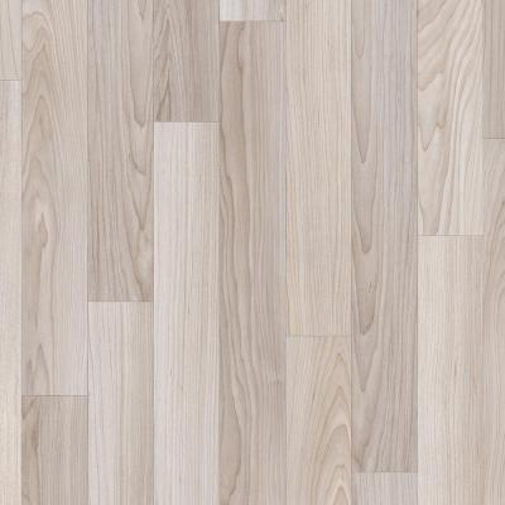 Oak Strip Washed Grey Wood Residential Vinyl Sheet Flooring 12ft. Wide x Cut to Length