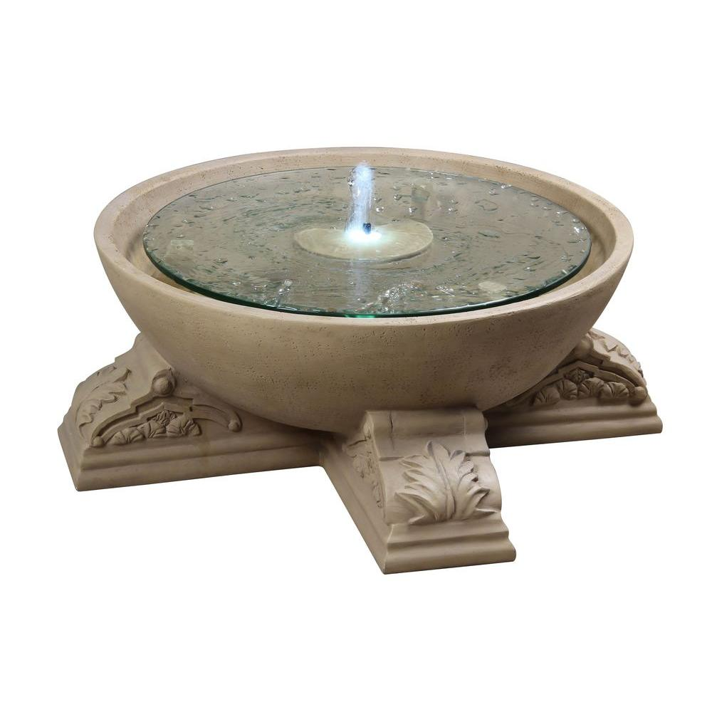 Palazzo Outdoor Floor Fountain