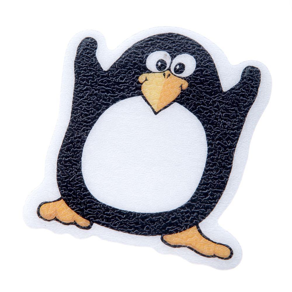 Penguin Tub Tattoos (5-Count)