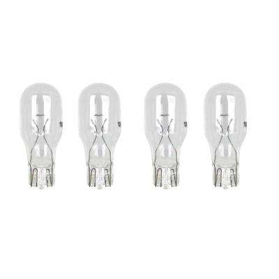 11-Watt Soft White (2700K) T5 Wedge Dimmable Incandescent 12-Volt Landscape Garden Light Bulb (4-Pack)