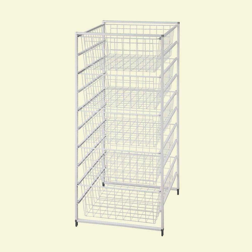 Attrayant ClosetMaid 17.875 In. X 41 In. Drawer Kit With 5 Wire Basket